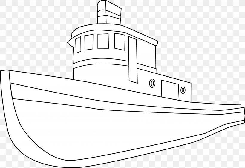 Boat Sailing Ship Drawing Clip Art, PNG, 7130x4896px, Boat.