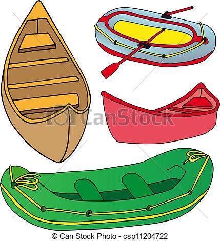 Clipart Boats.