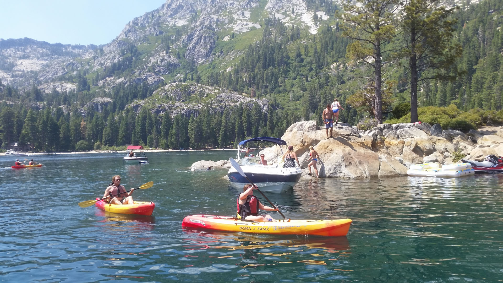 Lake Tahoe Boat Rental, Tours and Water Sports.