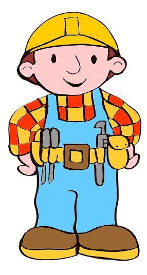 Draw Bob the Builder.