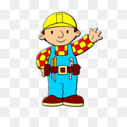 Bob The Builder PNG.