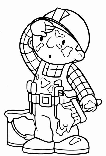 Bob the builder Clip Art.