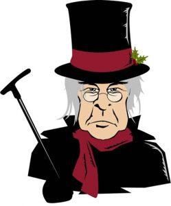 Psychological Evaluation of Scrooge.