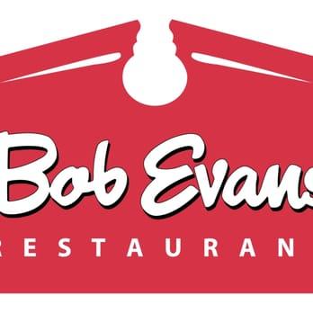 Bob evans Logos.