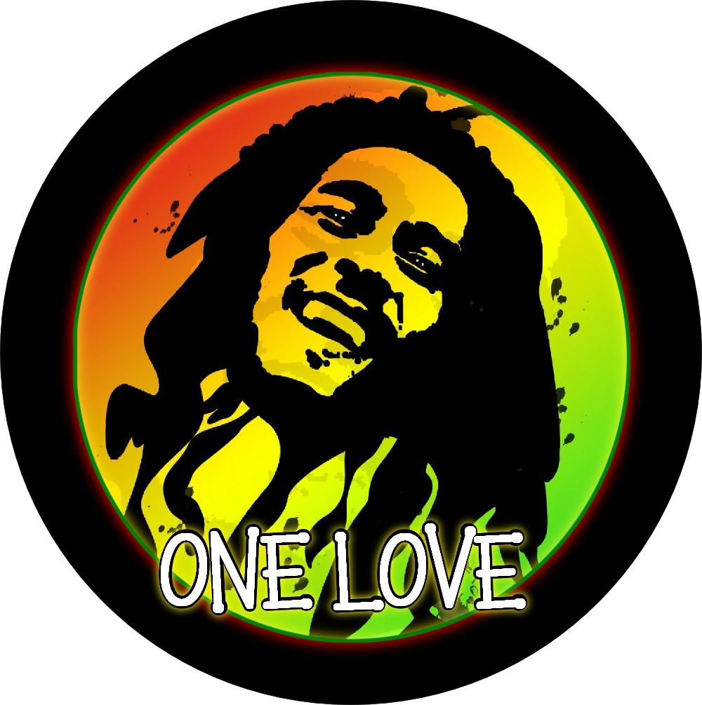 Bob Marley Clip Art.