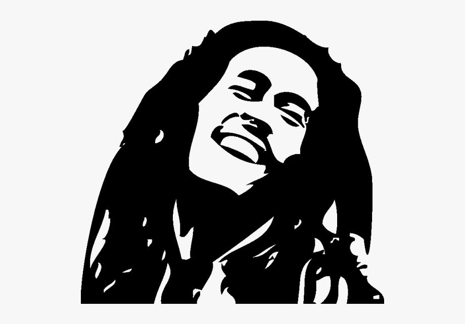 Bob Marley Png Clipart.