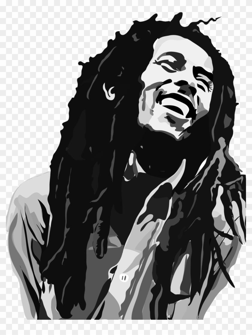 Bob Marley, HD Png Download.