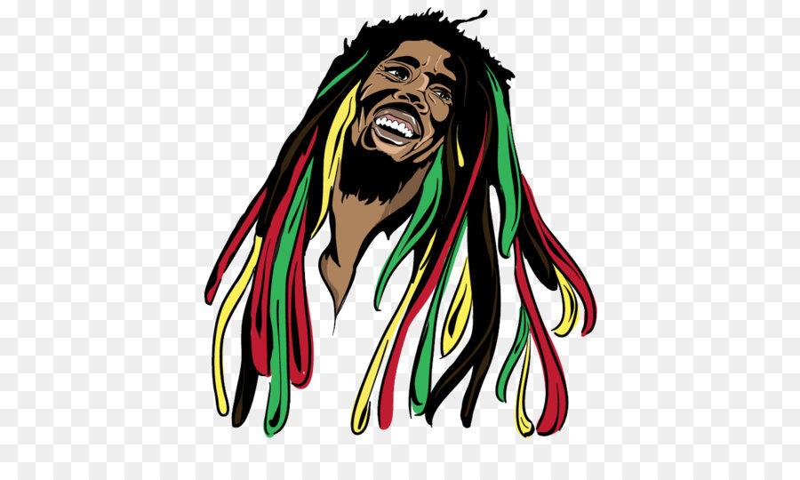 Bob Marley png download.