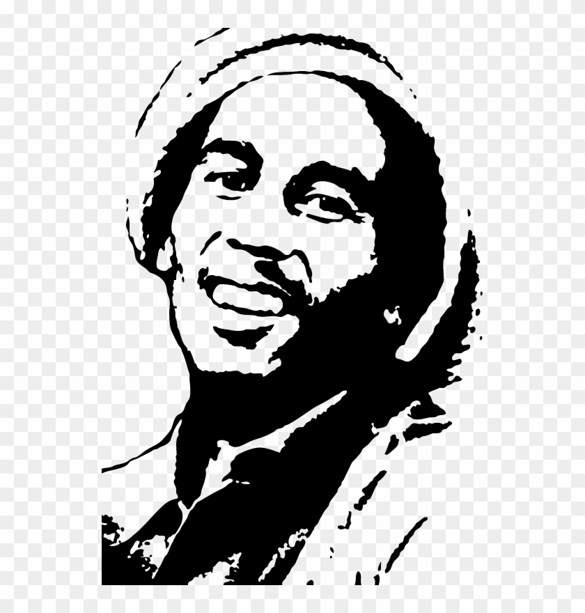 Bob Marley Silhouette Painting Andrew Braswell Pictures.