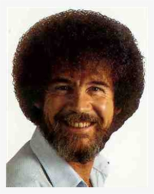 Bob Ross PNG, Free HD Bob Ross Transparent Image.