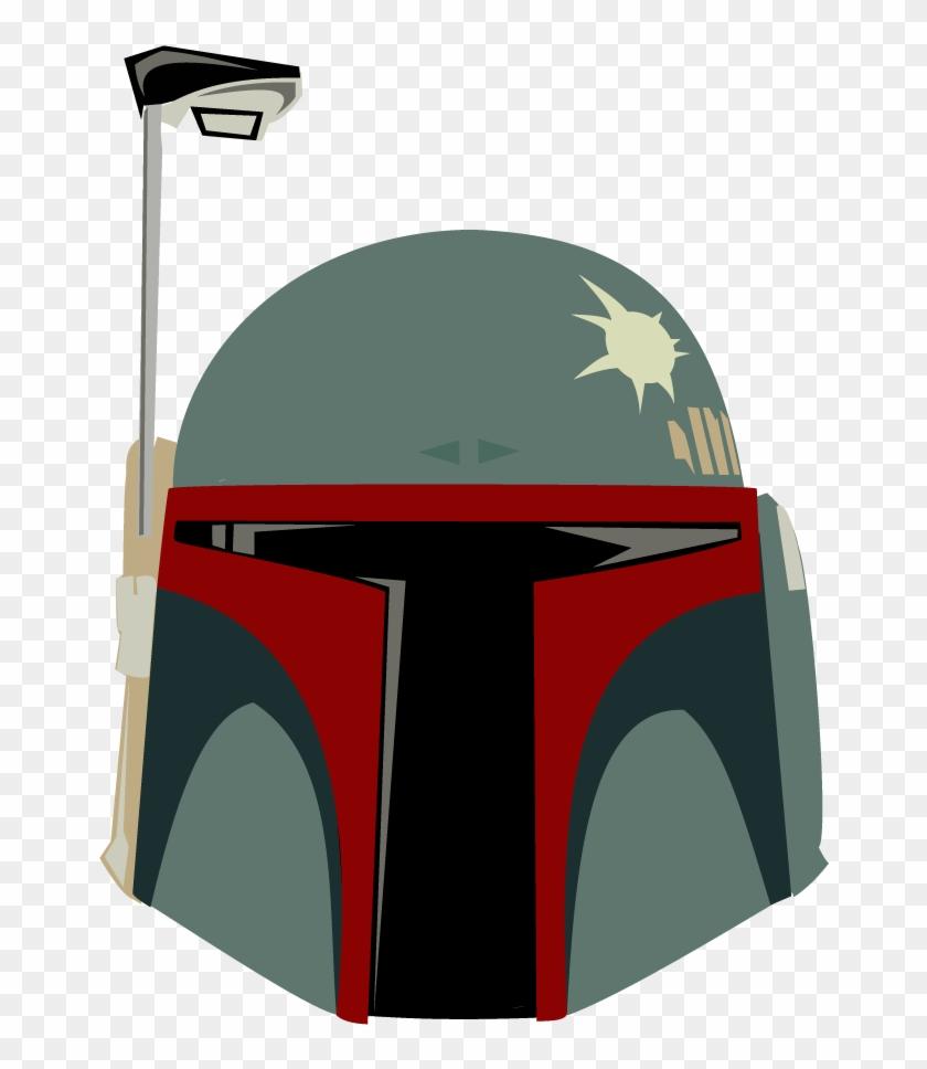 Star Wars Clipart Boba Fett.