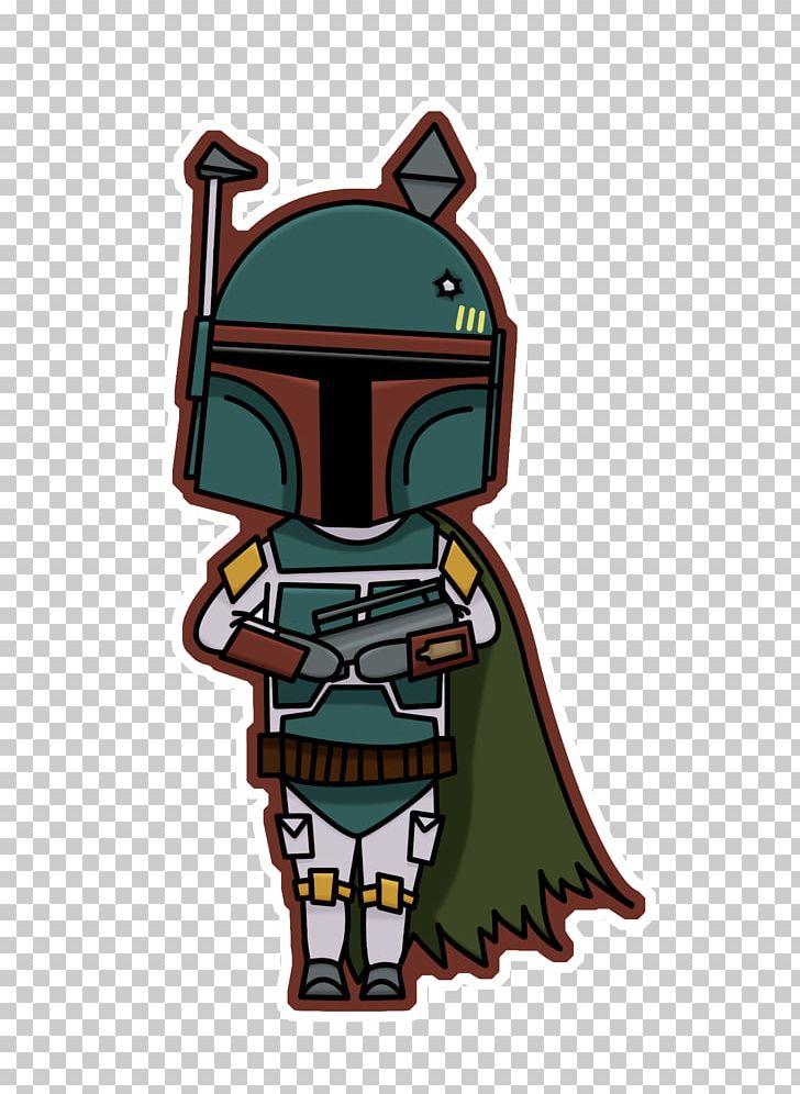 Boba Fett Jango Fett Yoda Chibi Anakin Skywalker PNG, Clipart.