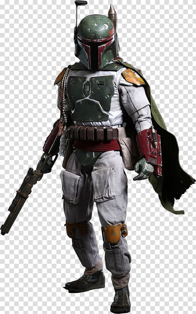 Boba Fett Anakin Skywalker Han Solo Action & Toy Figures Hot Toys.