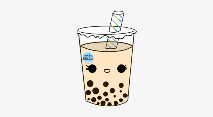 Bobalicious Boba Messages Sticker.