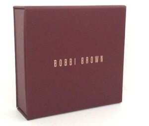 Details about NEW! Bobbi Brown Cosmetic Makeup Case Travel Box Magnetic  Closure Gold Logo.