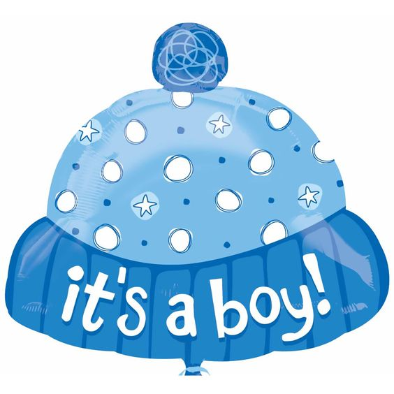 Baby hat clipart.