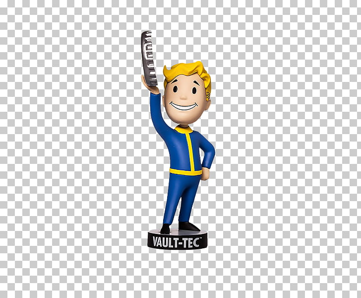 Fallout 4 Wasteland Figurine Bobblehead, fallout PNG clipart.
