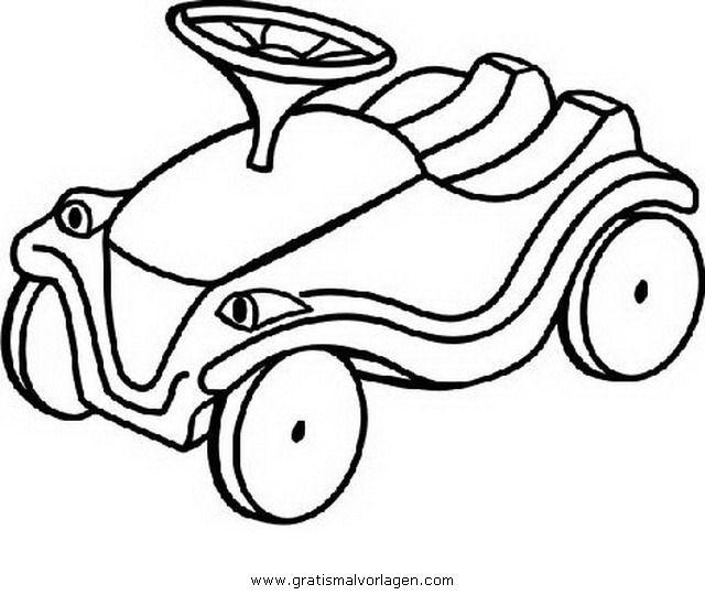 Bobby Car Clipart