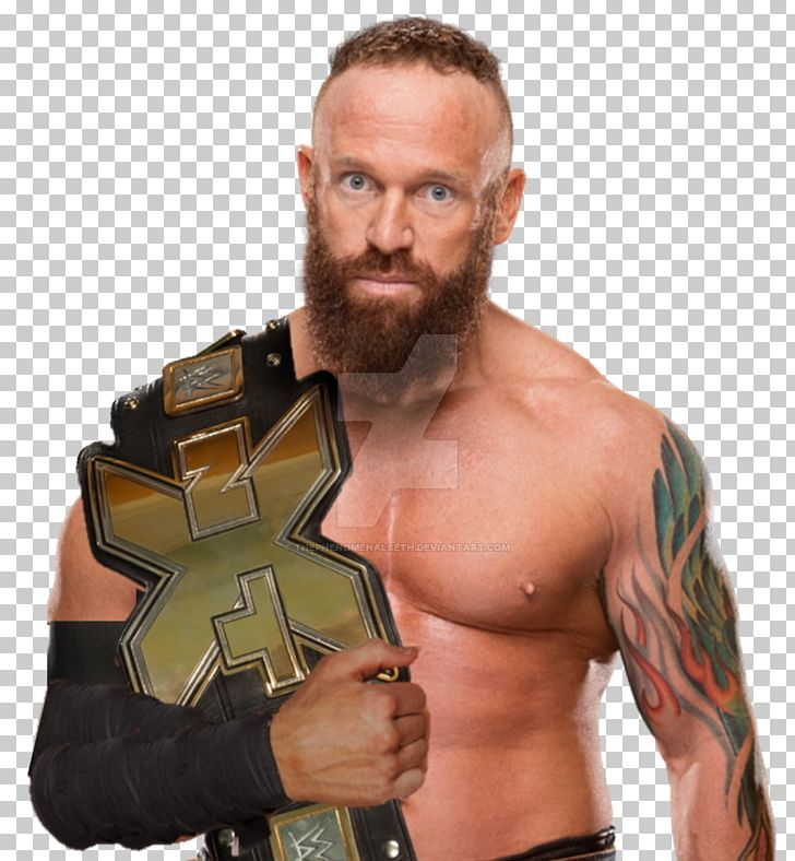 Eric Young WWE NXT Professional Wrestler WWE Championship.