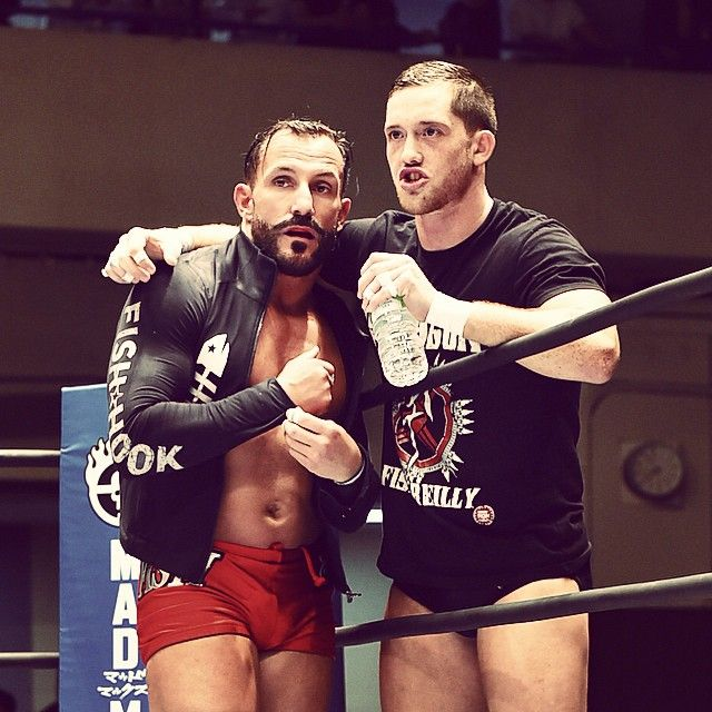 "reDRAGON"" from ROH Kyle O\'Reilly and Bobby Fish!! in「BEST."