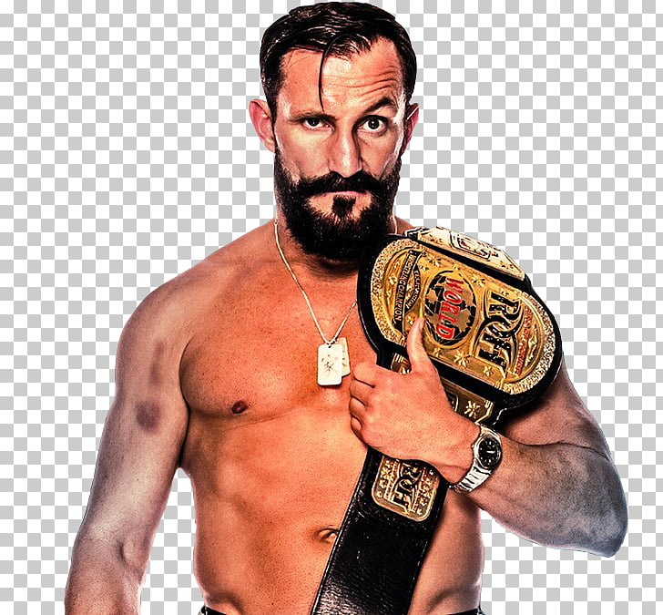 Bobby Fish Professional Wrestler Ring of Honor Professional.