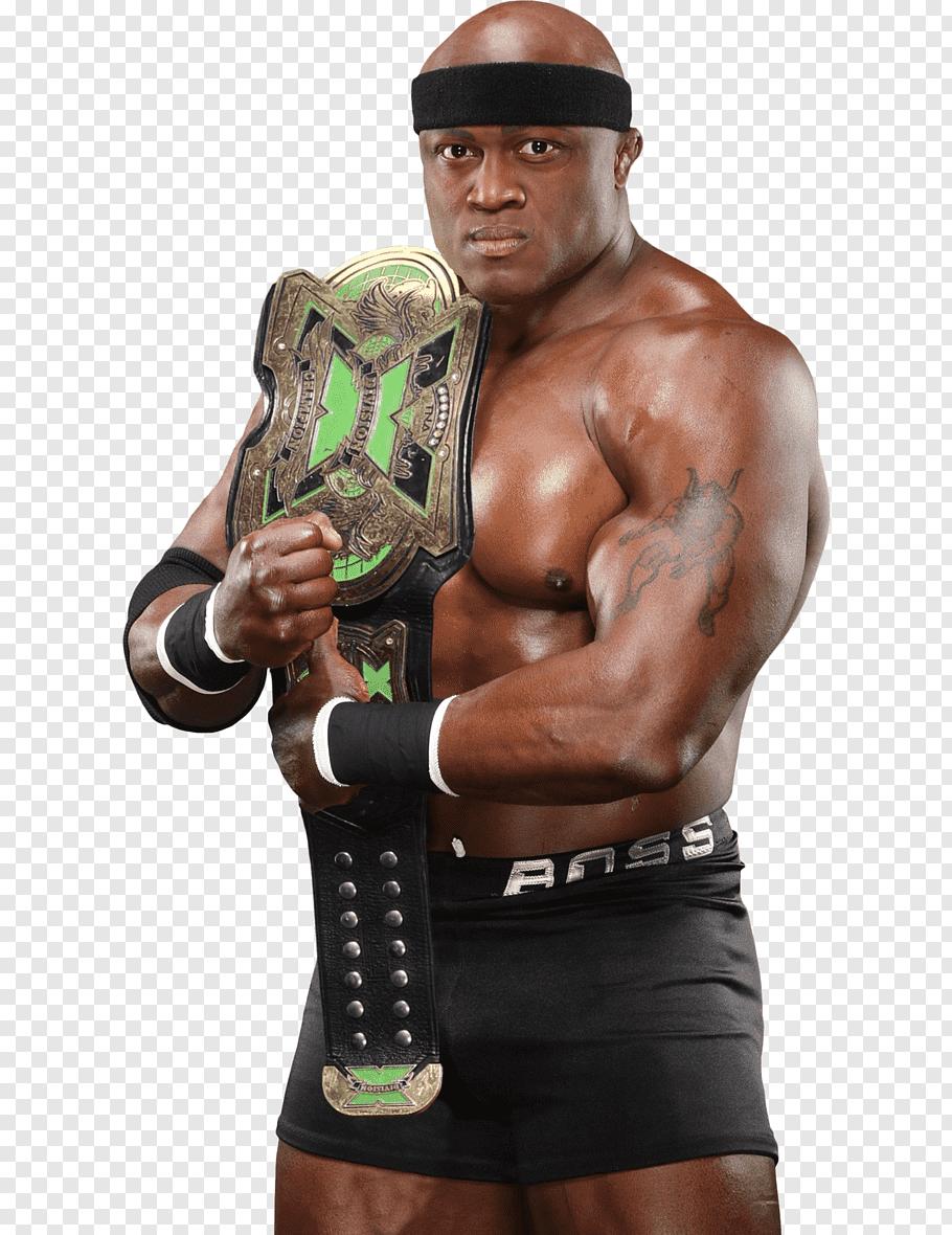 Bobby Lashley Impact World Championship Slammiversary ECW.