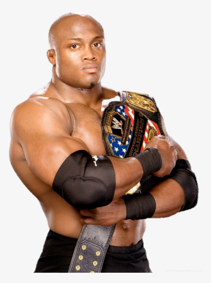 Bobby Lashley Hall Of United States Champion.