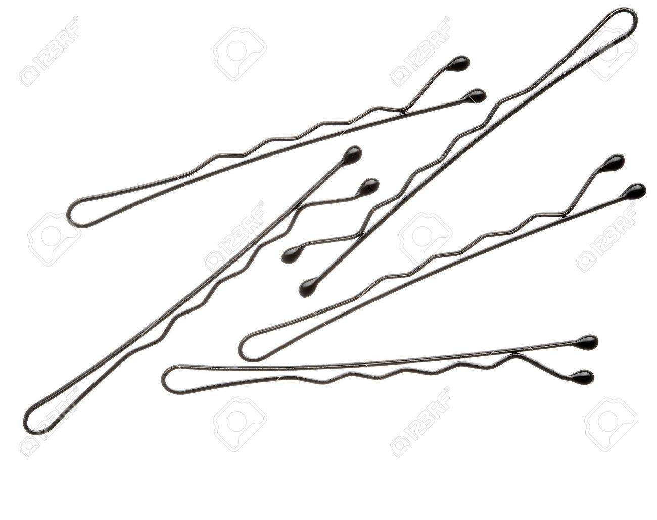 Bobby pin clipart 6 » Clipart Station.