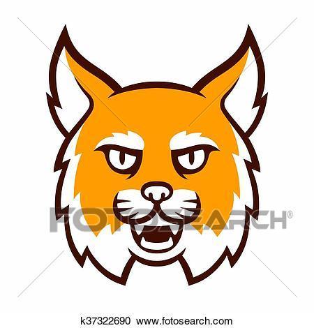 Cartoon bobcat clipart 6 » Clipart Portal.