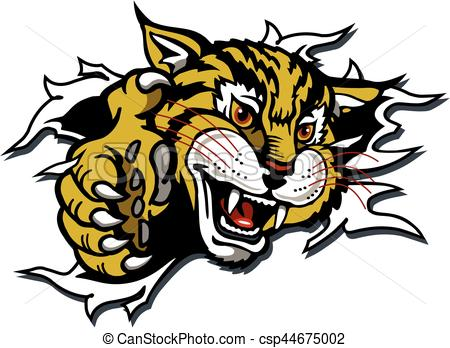 wildcat mascot.