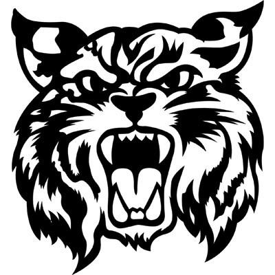 Bobcat mascot clipart 1 » Clipart Portal.