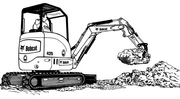 Bulldozer clipart skid steer, Bulldozer skid steer Transparent FREE.