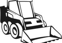 Free Skid Loader Cliparts Download Clip Art On Elegant Bobcat.