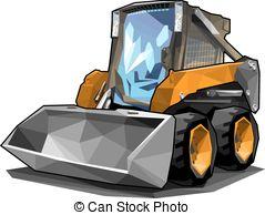 Skid steer Illustrations and Clip Art. 343 Skid steer royalty free.