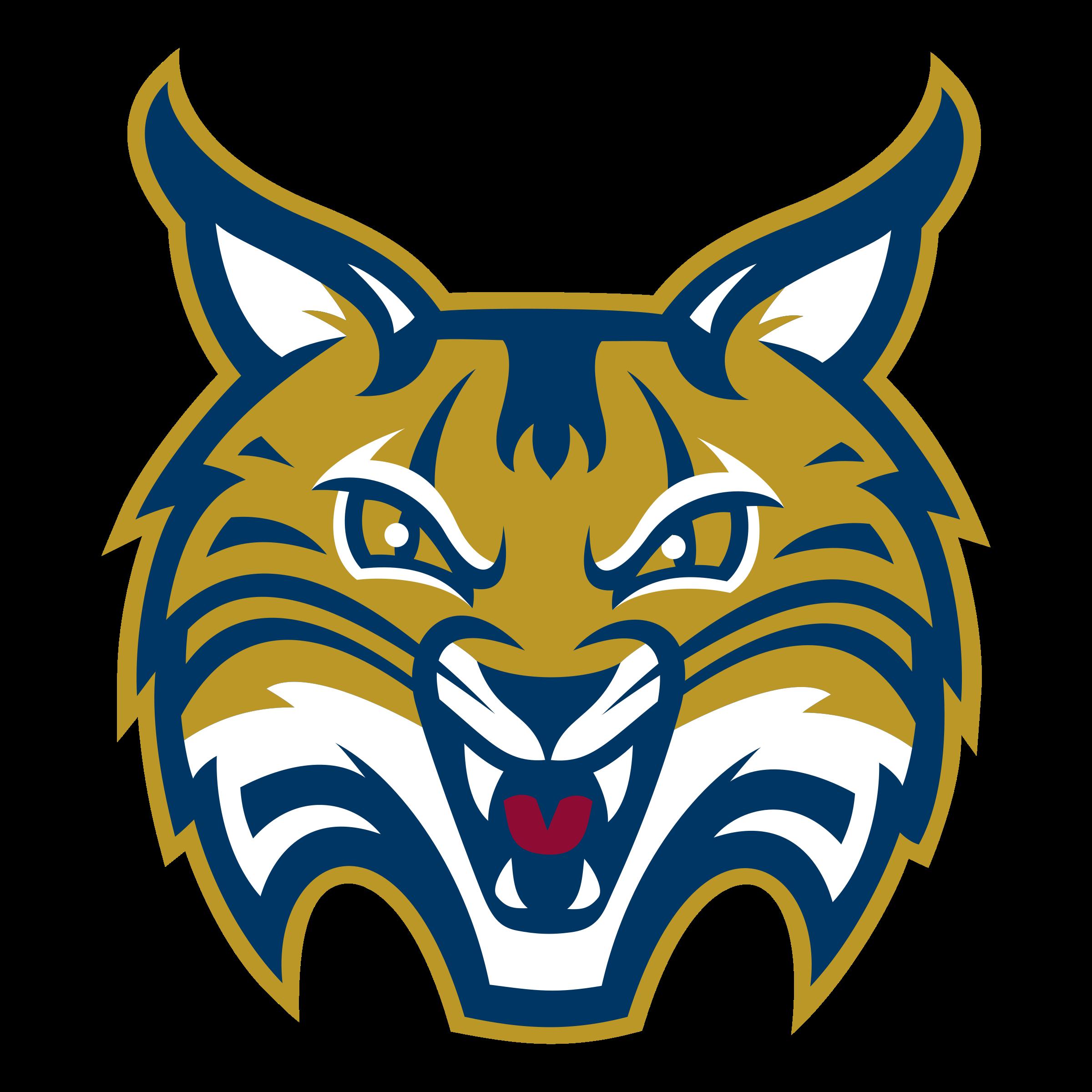 Quinnipiac Bobcats Logo PNG Transparent & SVG Vector.