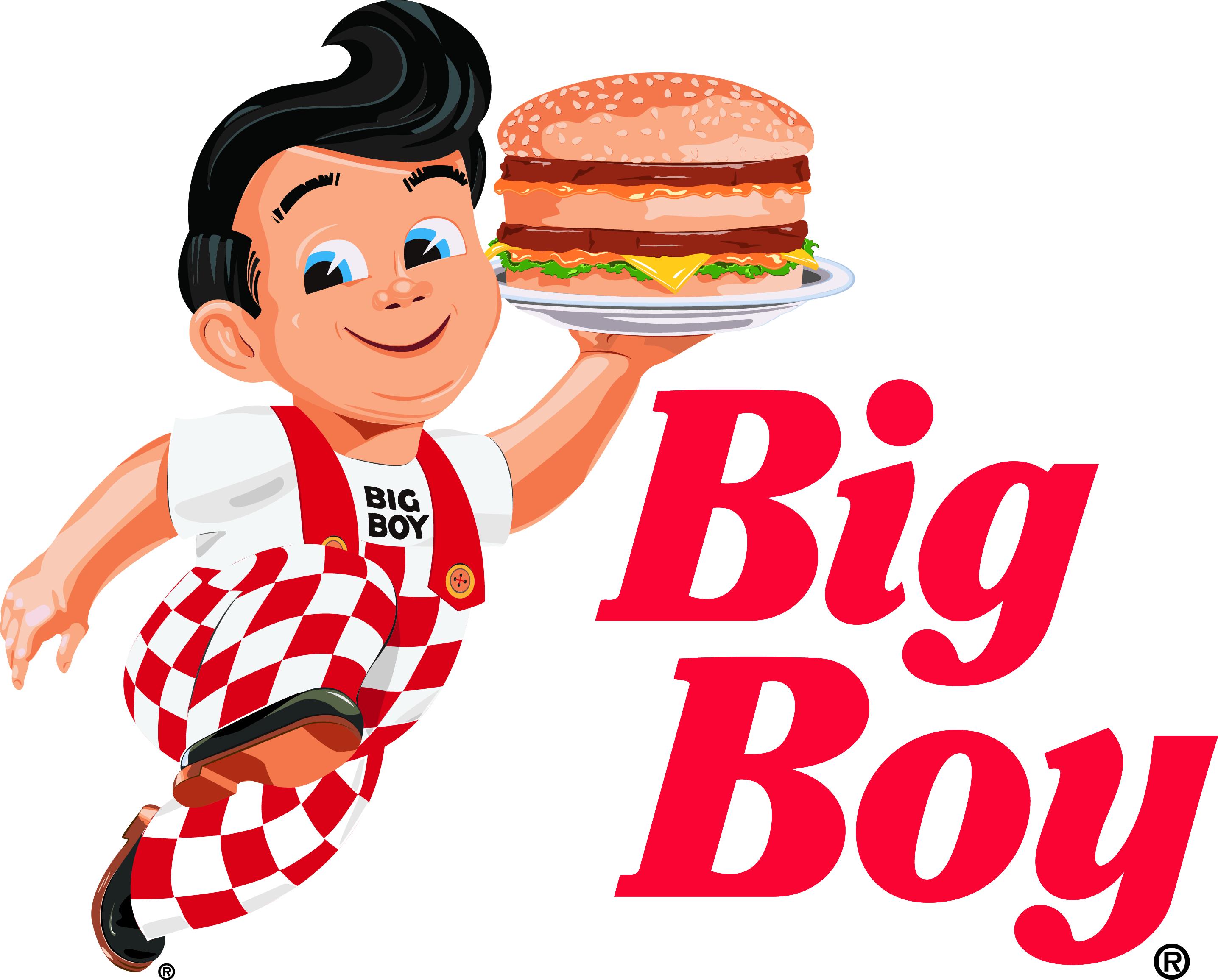 Big boy Logos.