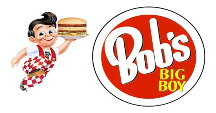 Big boy restaurant Logos.
