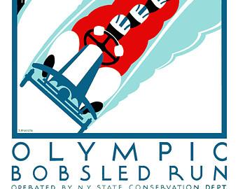 Jamaica Olympics Bobsled Clipart.