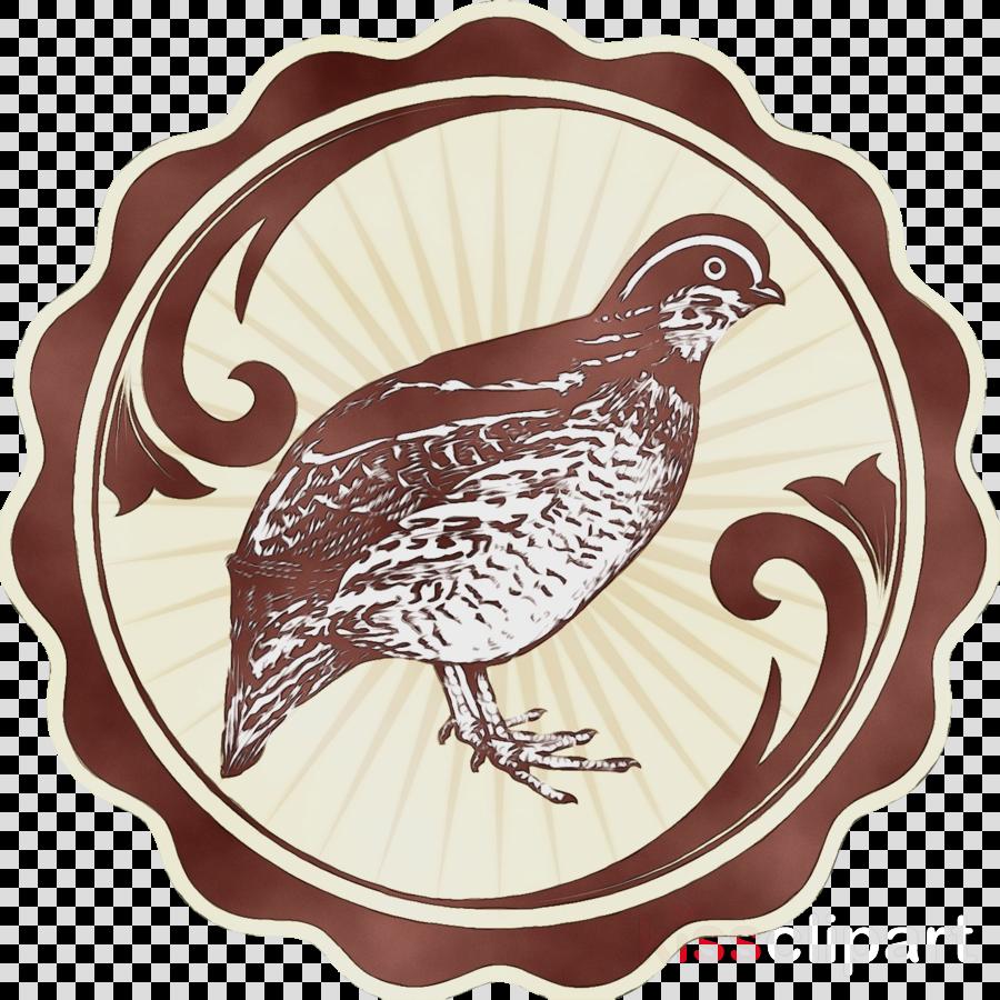 bird quail partridge pheasant bobwhite clipart.