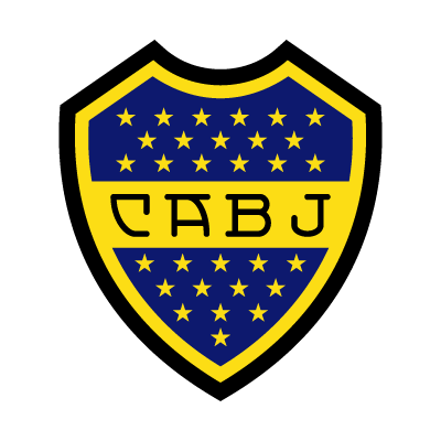 Boca Juniors 1970 logo vector in .eps and .png format.
