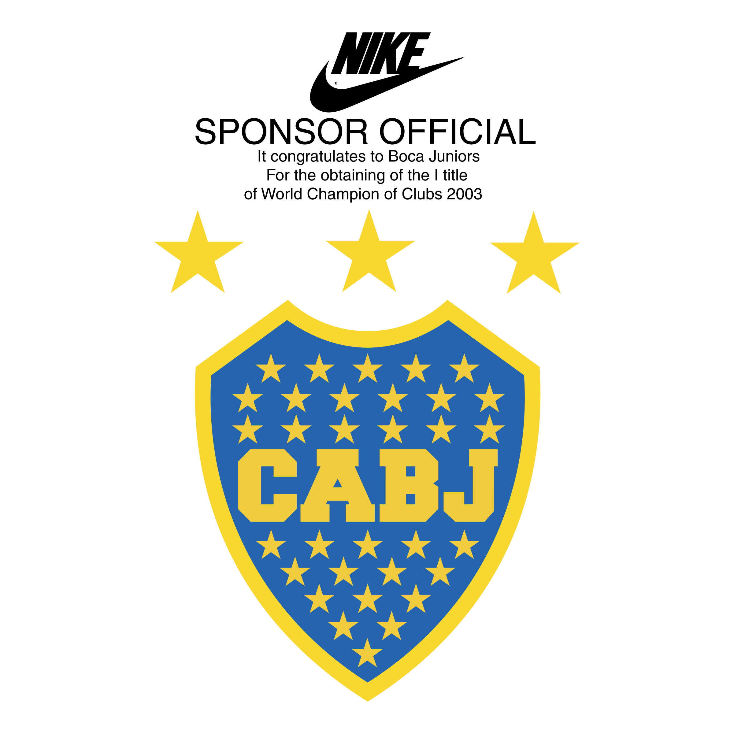 Club Atletico Boca Juniors Logo PNG Transparent & SVG Vector.