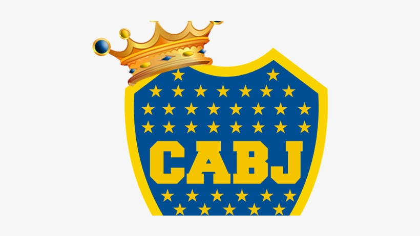 Boca Juniors Logo Transparent Transparent PNG.