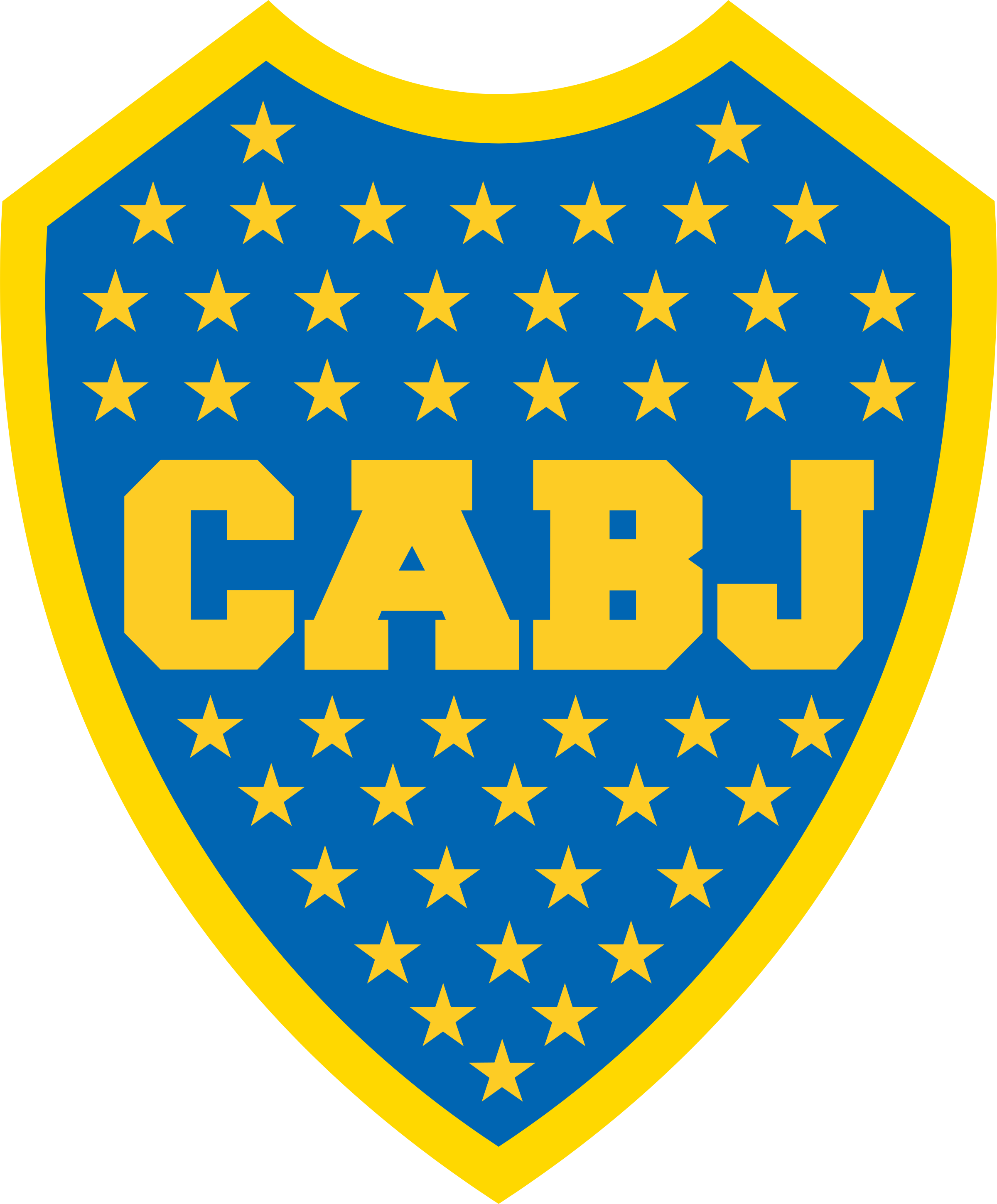 Boca Juniors Logo PNG Transparent & SVG Vector.