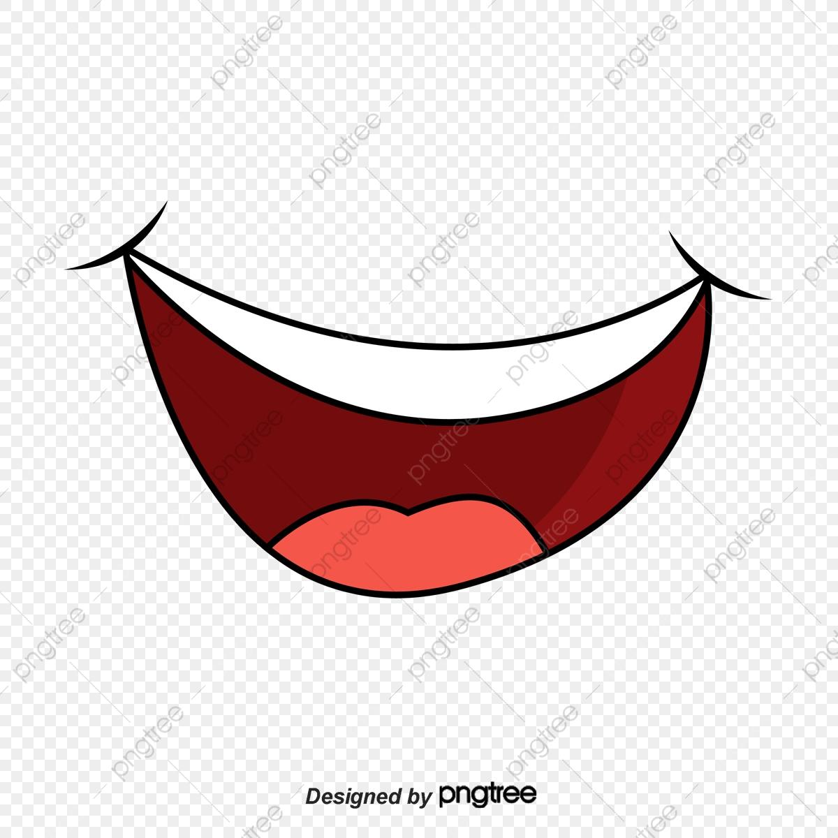 Boca Cartoon Vector Design, Laughing Out Loud, Diente, Boca PNG y.