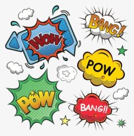 Comic Speech Bubble PNG Images, Free Transparent Comic.