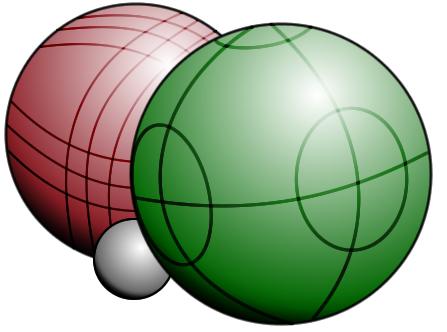 Bocce Ball Clipart.