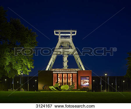 Picture of German mining museum, Bochum, Germany 3124167.