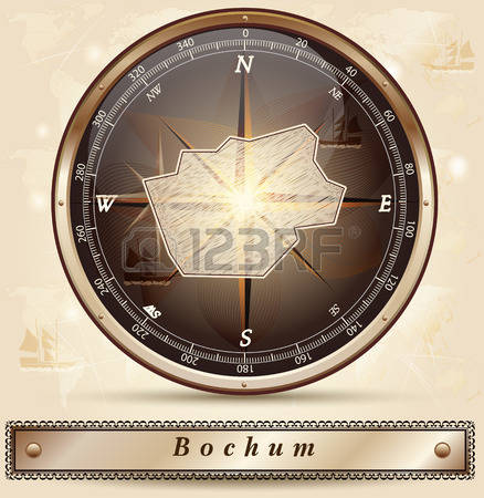 Bochum Stock Vector Illustration And Royalty Free Bochum Clipart.