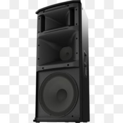 Speakers PNG.