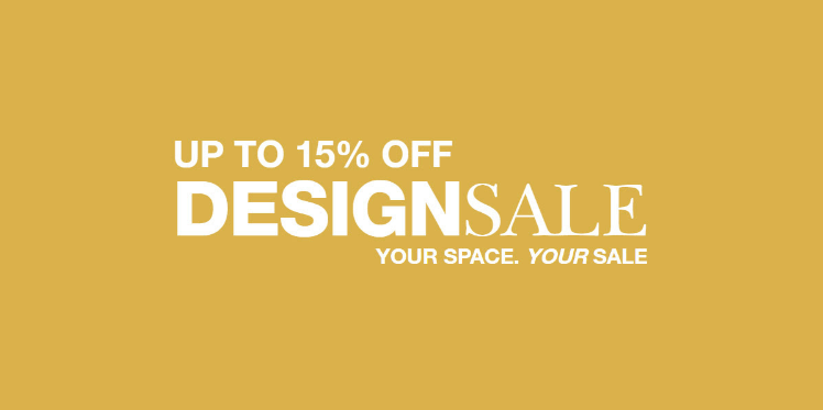 BoConcept Design Sale — Interior Design Toronto.